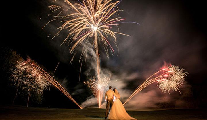 Svadbeni i rođendanski vatrometi